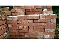 Imperial reclaimed house bricks (Edwardian)