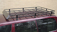 Toyota Landcruiser 100 Series Steel Off Rd Roof Rack Blair Athol Port Adelaide Area Preview