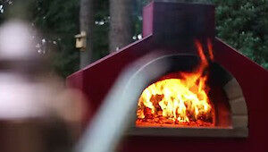 Portable pizza oven,mobile pizza oven, wood fired oven