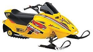 LOOKING FOR 120 SNOWMOBILE