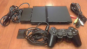 Console Playstation 2 (PS2) Fat & Slim & Jeux / Games - Tester
