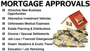 FIRST OR SECOND MORTGAGE - APPROVED FAST