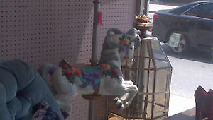 carousel horse sale last one