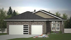 LESS Than 370K TRIPLE CAR  NEW BUILD  in  Pilot Butte