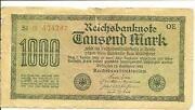 1000 Reichsmark