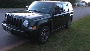 2009 Jeep Patriot SUV, Crossover