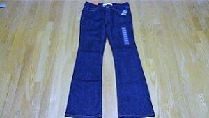 Brand New - Joe Fresh Womens Boot Cut Stretch Jeans