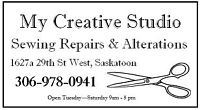 Sewing Alterations & Repairs