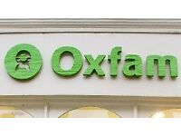 Volunteers required for Oxfam Shop in Callington