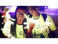 Shine, The Night Walk - Volunteer - 23rd/24th September