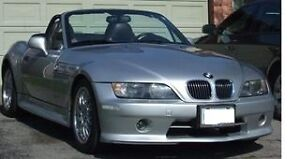 2001 BMW Z3 Roadster Convertible 3.0i with M Package (very rare)