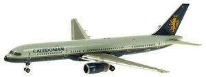 Boeing 757-200 Caledonian Airways Inflight 500 Model Scale 1:500 IF5757006