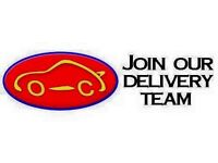 Hot Food Delivery Drivers Required