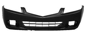 NEW 2004-05 ACURA TSX FRONT BUMPERS