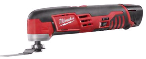 Milwaukee m12 multi tool