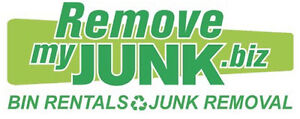 Disposal bin rental & junk removal services Edmonton Edmonton Area image 3