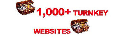 1000 Turnkey Websites Resell Rights Ebay Business