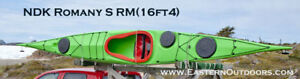 Kayaks from 12ft to 22ft.  Summer Special. Save $500
