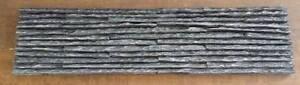 Stack-stone-[600x150 mm/Black-onyx] Moorabbin Kingston Area Preview