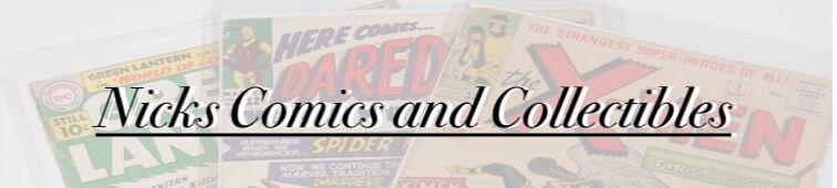 Nicks Comics and Collectibles