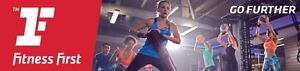 Fitness First platinum membership Bondi Beach Eastern Suburbs Preview