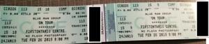 2 Blue Man Group tickets - Tue Feb 26 - Hamilton