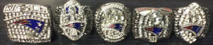 Tom Brady Rings ! New England Patriots