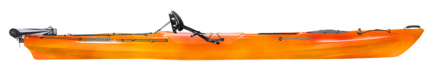 CLEARANCE SALE - Wilderness Systems Tarpon 140 Sit-on-top kayak