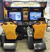 ARCADE DRIVING GAMES  - SINGLE & TWINS & MUCH MORE Windsor Region Ontario image 5
