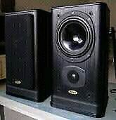 TANNOY 632 + Stands assortis