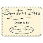 Signature Dies by Joanna Sheen