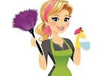 RELIABLE PROFESSIONAL ENGLISH CLEANER OFFERING HOUSE KEEPING AND IRONING SERVICES