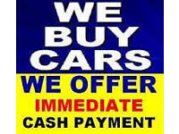 any cars or vans bought cash today any condition we cash waiting 07748152423