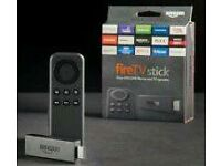 Amazon firestick/box