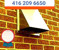 Vent Installations // All Sizes // All Kind