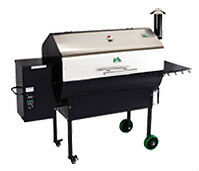 Better than Traeger - Green Mountain Grill