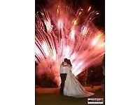 WEDDING FIREWORK DISPLAYS T:07748 555 555