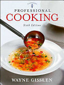 Professional Cooking for CanadIan Cheffs sixth Edition