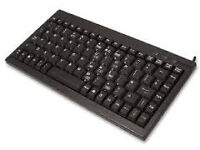 ACCURATUS 595U USB MINI KEYBOARD - BRAND NEW Only £10! - Never Opened ! PLUS Wireless keyboard FREE!