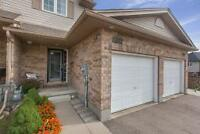 Townhome 3 bdrm in Kitchener available March 1st