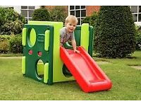 Little tikes junior activity gym - 3 years old - £35 - collection only