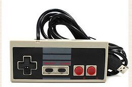 Brand New Nes Controller FC USB Controller for PC
