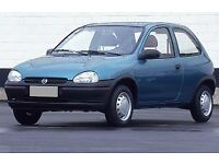 VAUXHALL CORSA FROM 1993-1997 WANTED