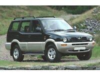 Nissan Terrano 2 pre facelift
