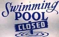 Pool closing in the east end of Ottawa