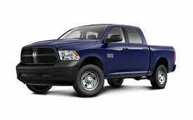 LOW KM's & Complete package! 2014 Ram 1500 ST Ecodiesel Quad cab