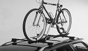 Thule Ultimate Upright Roof Bike Rack Attachment
