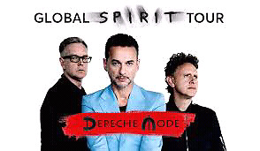 DEPECHE MODE GOLD CLUB TICKETS FOR SALE  - SEC 101!!!!!!!!!!!!!!