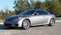 2008 Infiniti G37 Sport, tech and journey package Coupe (2 door)