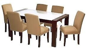 6 seater dining set Cabramatta Fairfield Area Preview